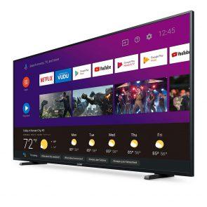 تلویزیون 4k فیلیپس
